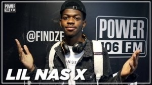 "Lil Nas X Talks ""old Town Road,"" Billy Ray Cyrus & More On Power 106"